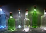 Bottle LED Light Rechargeable